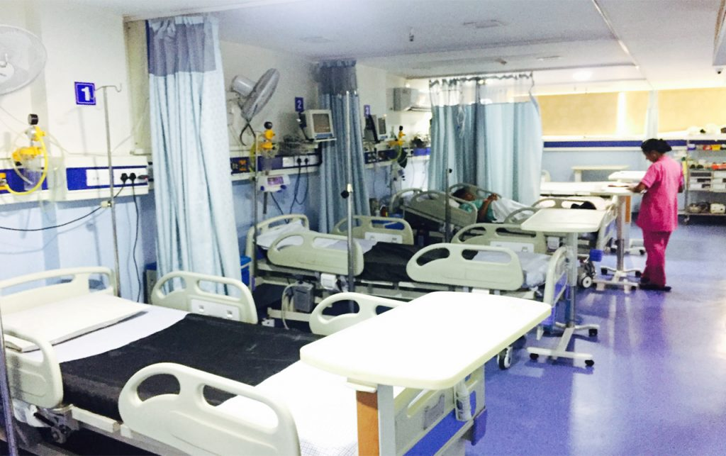 Best Pediatric ICU Hospitals in Delhi