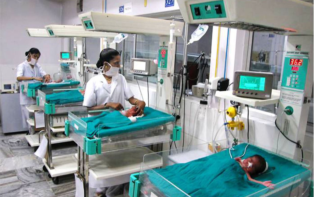 Best Neonatal Intensive Care Unit in Delhi