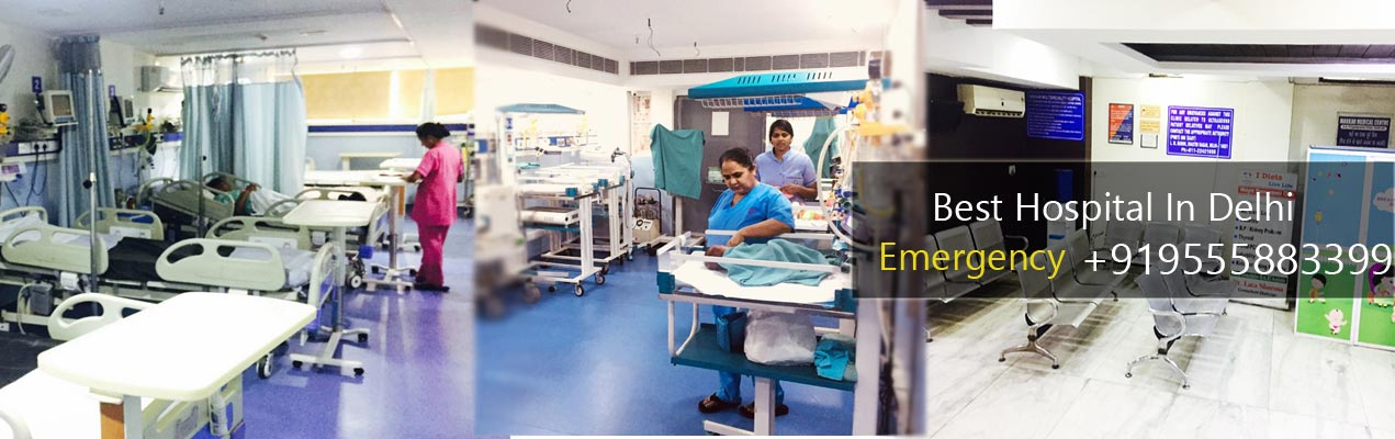 Best hospital in delhih